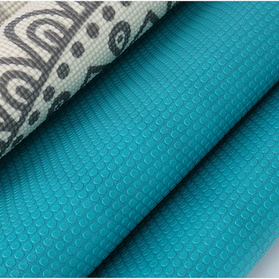 ECO-PVC Non-Slip Reversible Double-Sided Yoga Mat