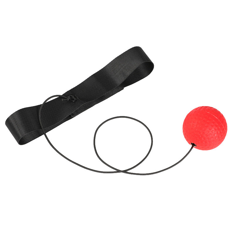 Boxing Reflex Ball with Headband
