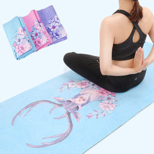 LIMITED EDITION - Foldable Yoga Mat 3 Colours
