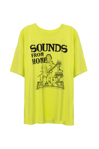 SOUNDS FROM HOME SHORT SLEEVE