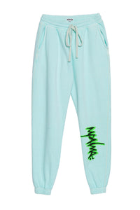 MINT GRAFFITI PANT
