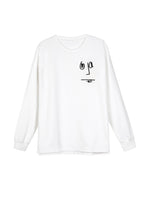 MARKER FACE LONG SLEEVE