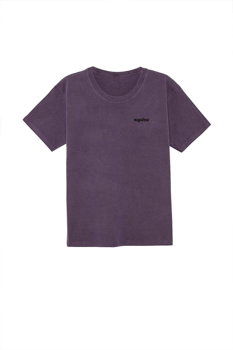 LOGO VINTAGE PURPLE SHORT SLEEVE