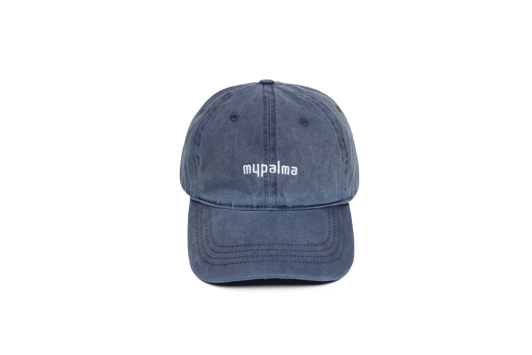 WASHED BLUE CAP