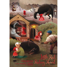 Little Red Riding Hood Story Poster