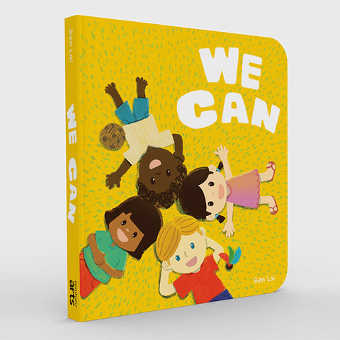 """We Can"" Board Book"