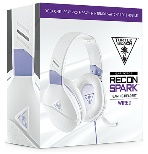 Recon Spark Packaging Image