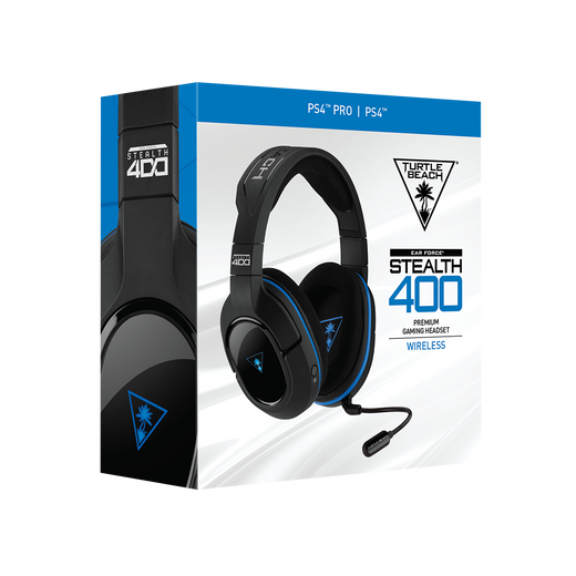 Turtle Beach Product Package in Black