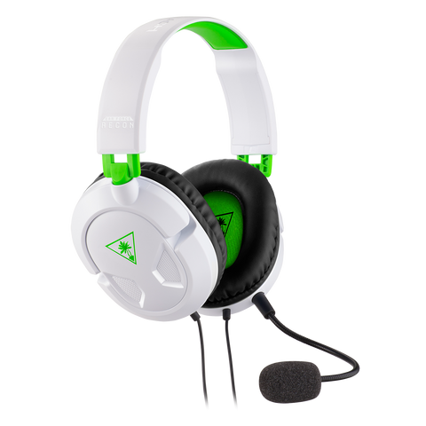 Recon 50X Headset - Wit