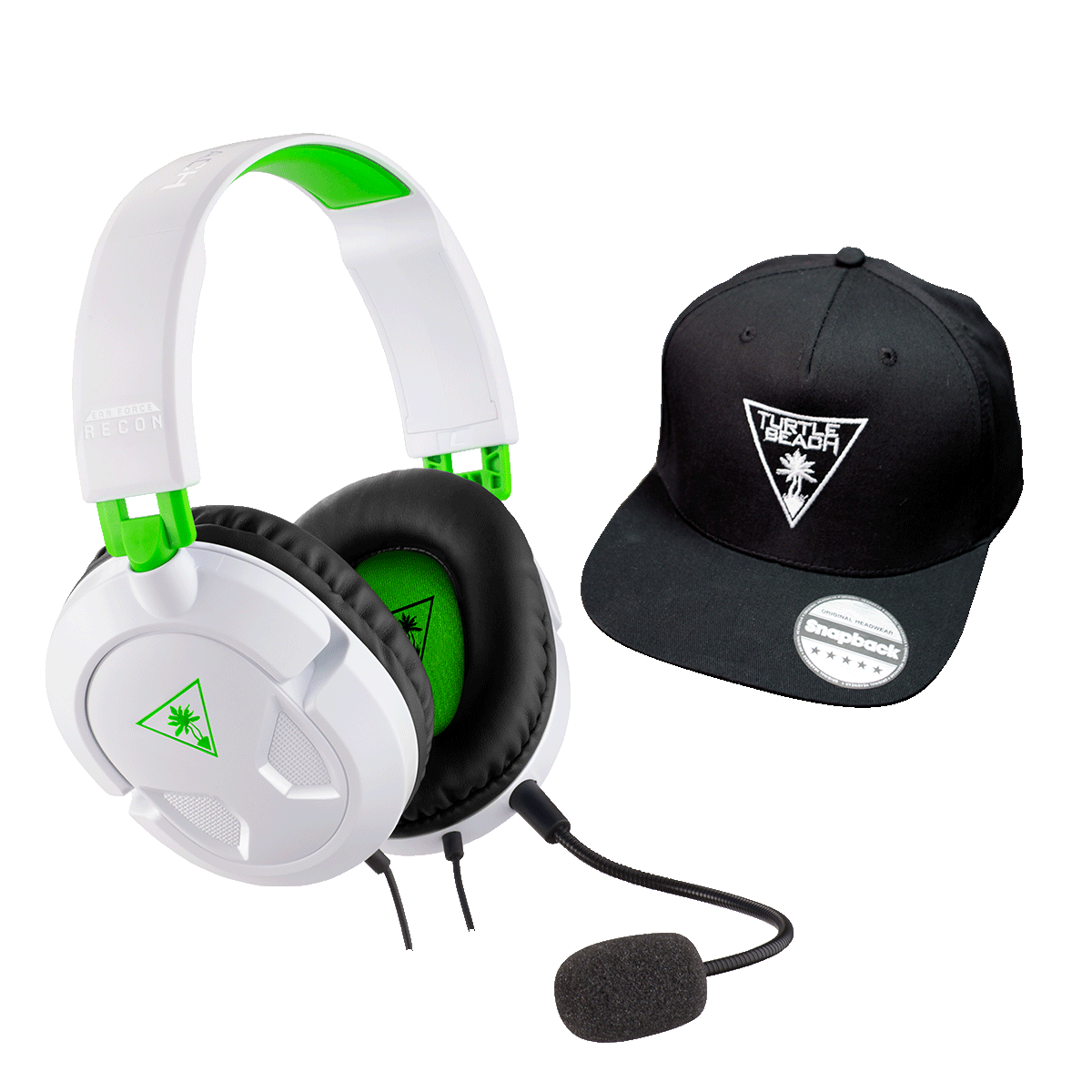 Recon 50X Wit & Cap Bundle