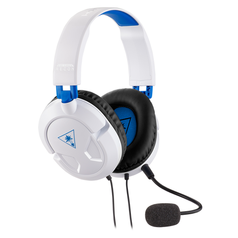 Recon 50P Wit Headset - PS4