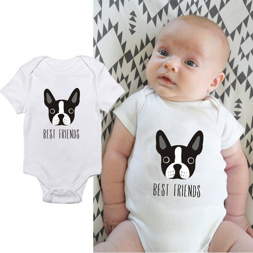 Best Friends Onesie