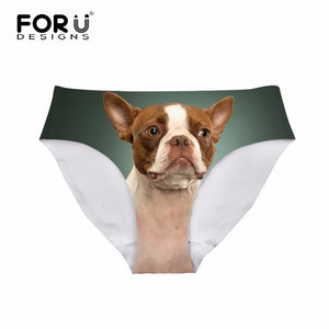 Boston Terrier Women's Underwear