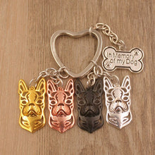Keychain - Gold & Silver Plated