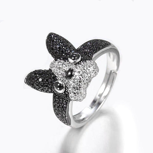 Gorgeous Boston Terrier ring