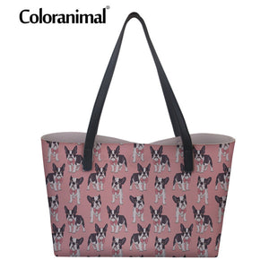 Pink Bow-tie Tote Bag