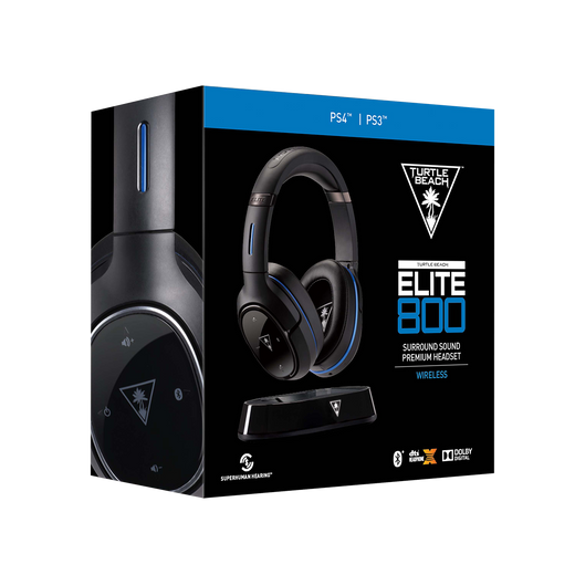 Turtle Beach product package