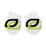 Placas de Altavoz Elite con logotipo de OpTic Gaming - Blancas
