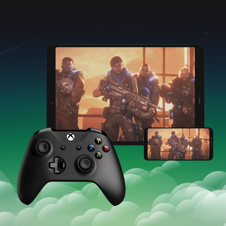 Gaming On The Go With Microsoft xCloud