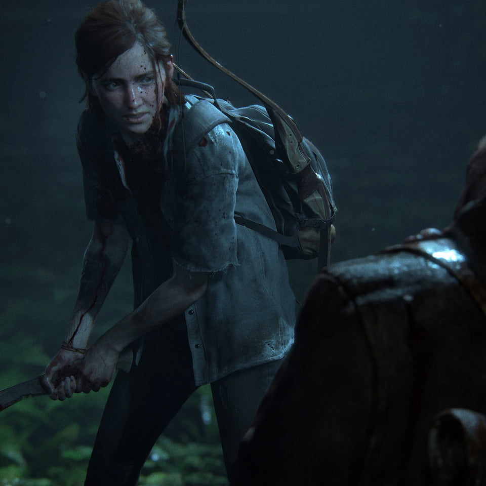 The Last of Us Part 2 Combat Preview