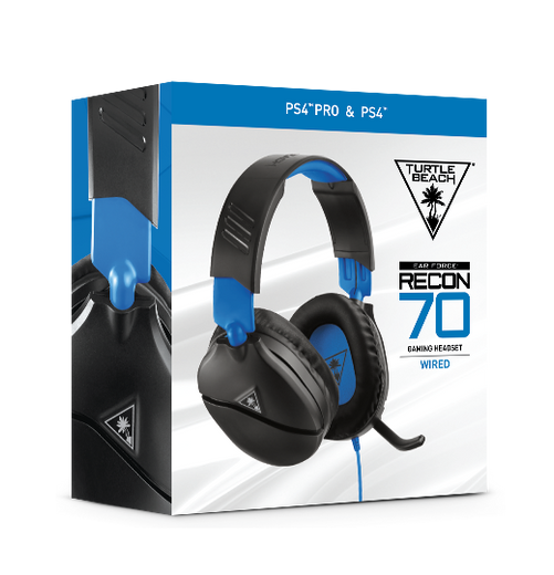 Recon 70P Package in Blue