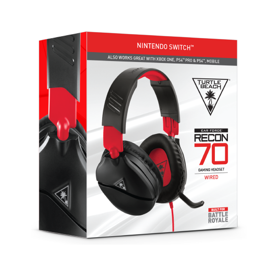 Turtle Beach Recon 70N Package in Red