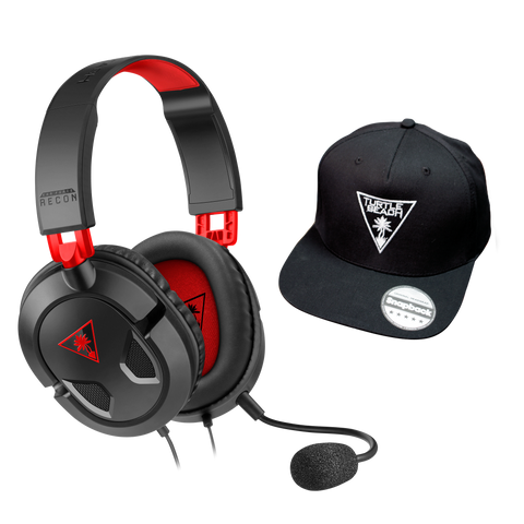 Recon 50 Headset - Cap Bundle