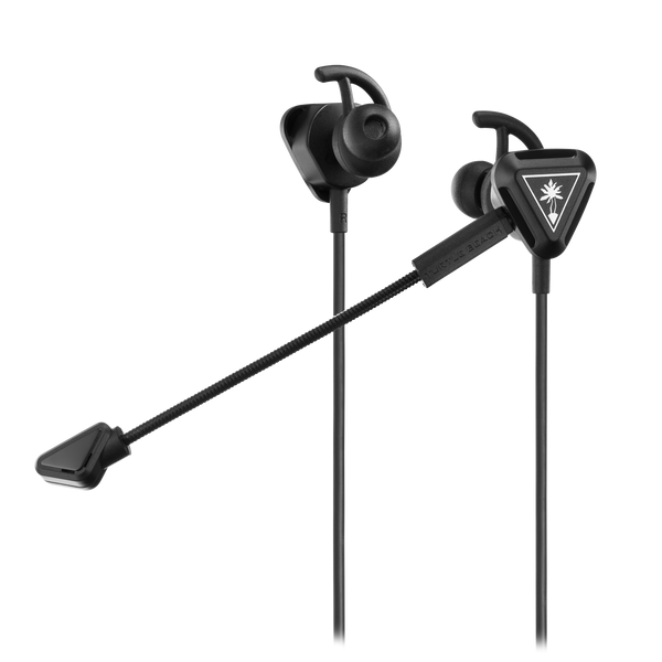 Battle Buds In-Ear Gaming Headset - Black/Silver