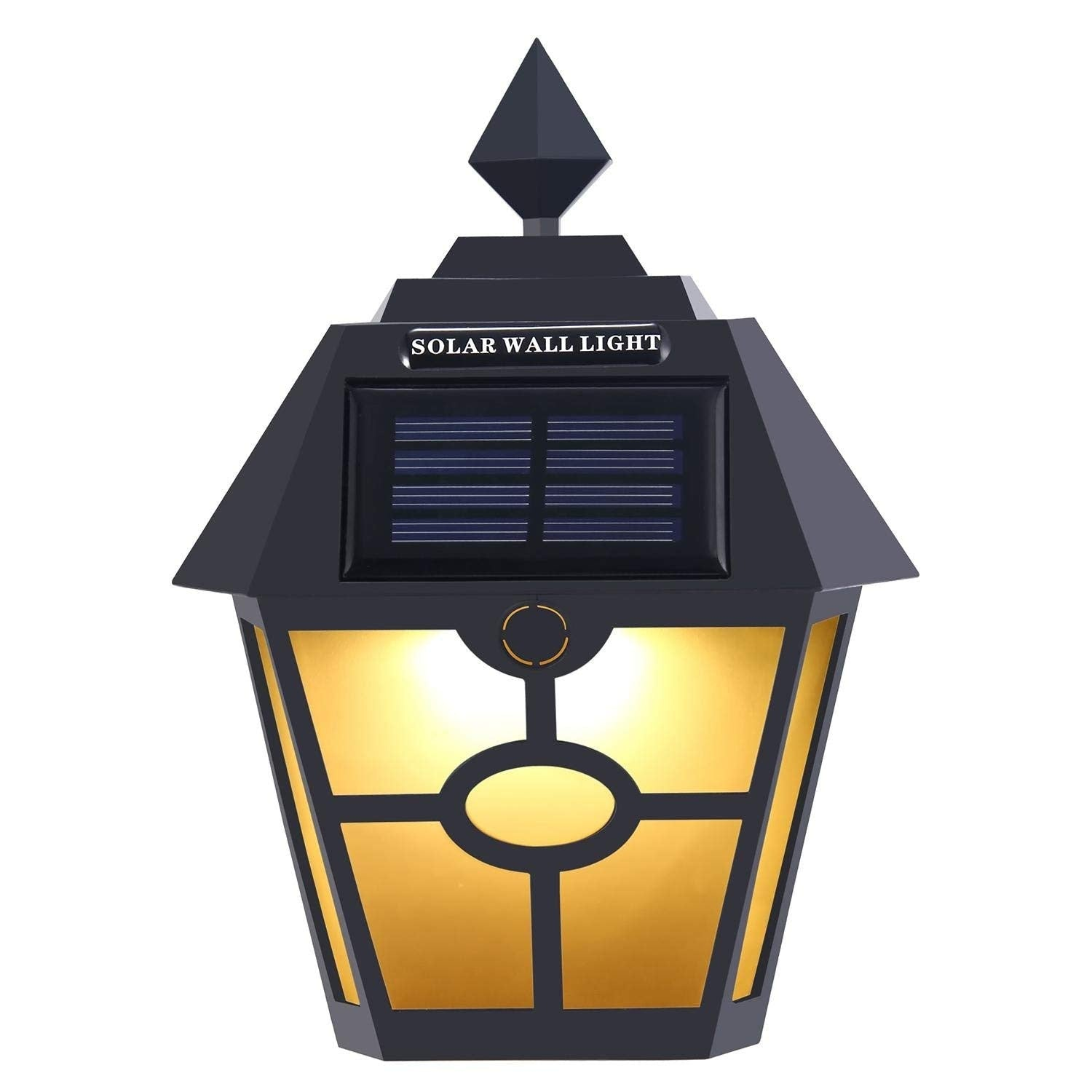 LED Solar Power Sensor plug in sconce Wall Light SMD LED Outdoor Waterproof Energy Saving Street Yard Path Home Garden Security