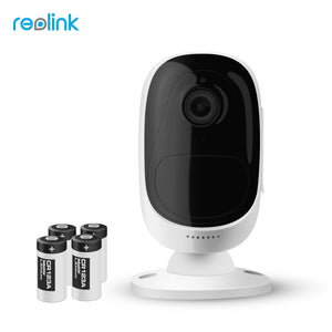 Reolink Wire-Free Battery IP Camera 1080P Outdoor Full HD Wireless Weatherproof Indoor Security WiFi IP Camera Argus