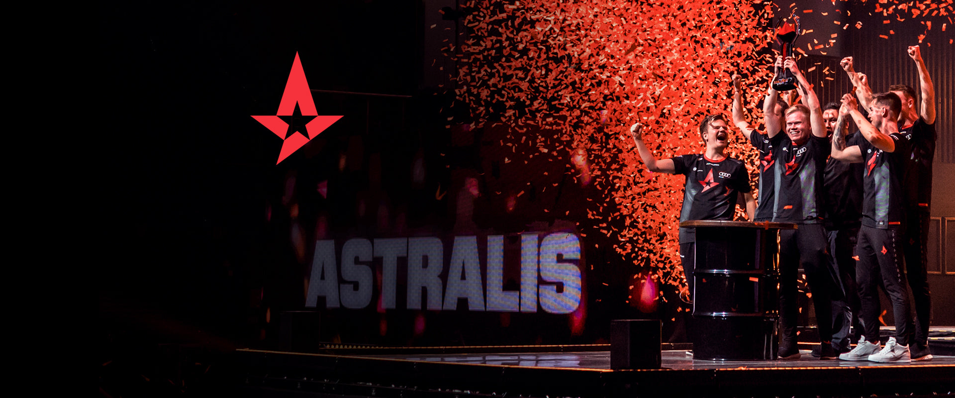 Astralis FACEIT Major Champions