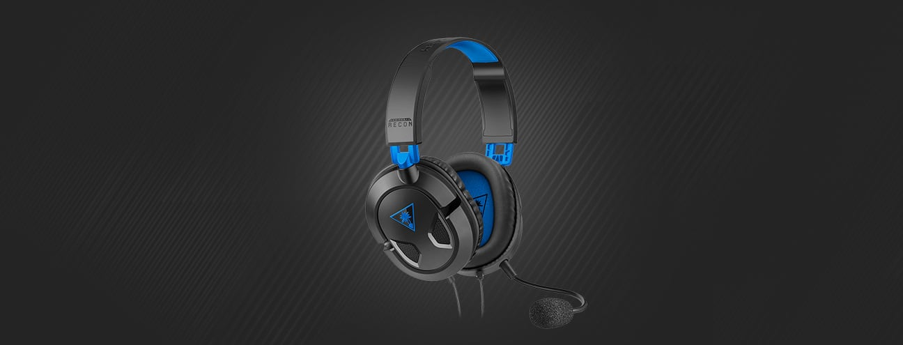 Recon 50P headset PS4