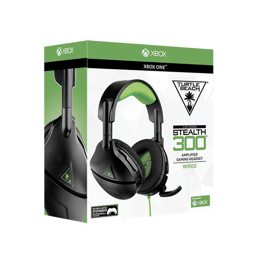 Turtle Beach Product Package in Green