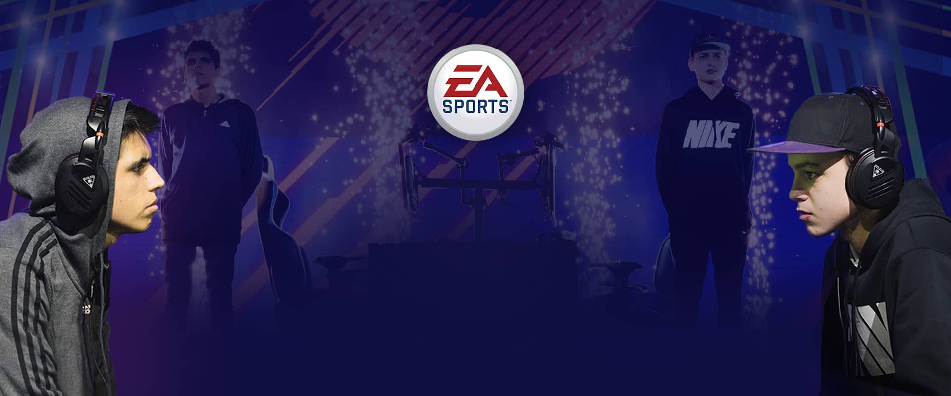 Turtle Beach is the proud audio partner of the EA Sports FIFA 18 Global Series