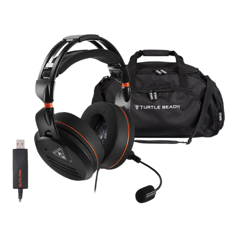 Elite Pro PC Gaming Headset - Duffel Bag Bundle