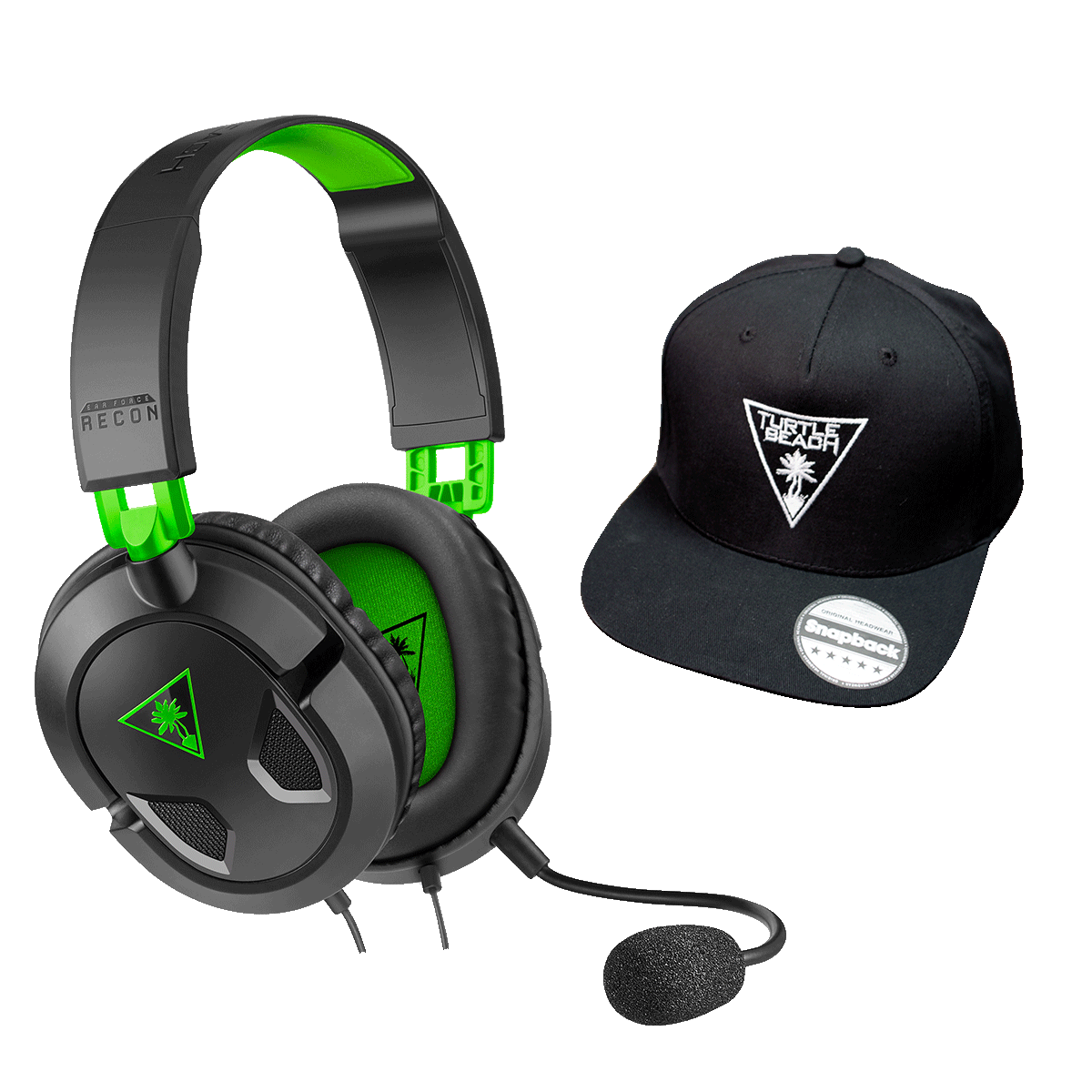 Recon 50X Headset - Cap Bundle