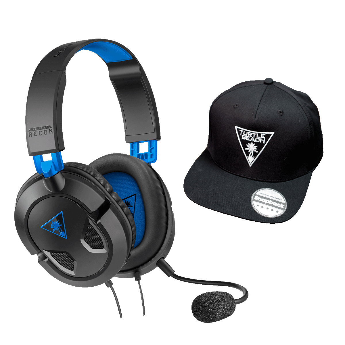Recon 50P Headset - Cap Bundle