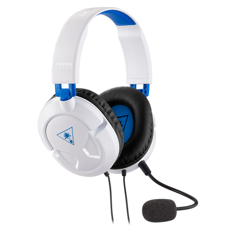 product-media-Recon 50P Headset - White - Cap Bundle