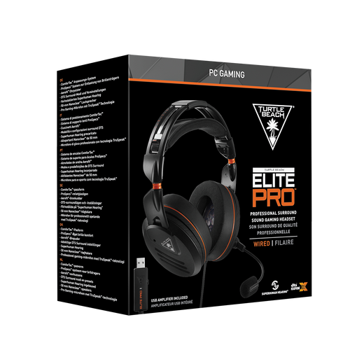 Turtle Beach Product Image for the Elite Pro PC Edition