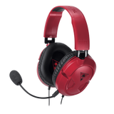 Casque Recon 50 Rouge - Cap Bundle