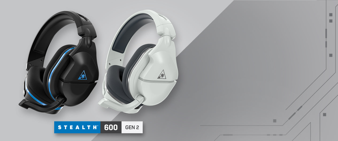 Ora disponibili: Le nuovissime Stealth 600 Gen 2 per PlayStation®