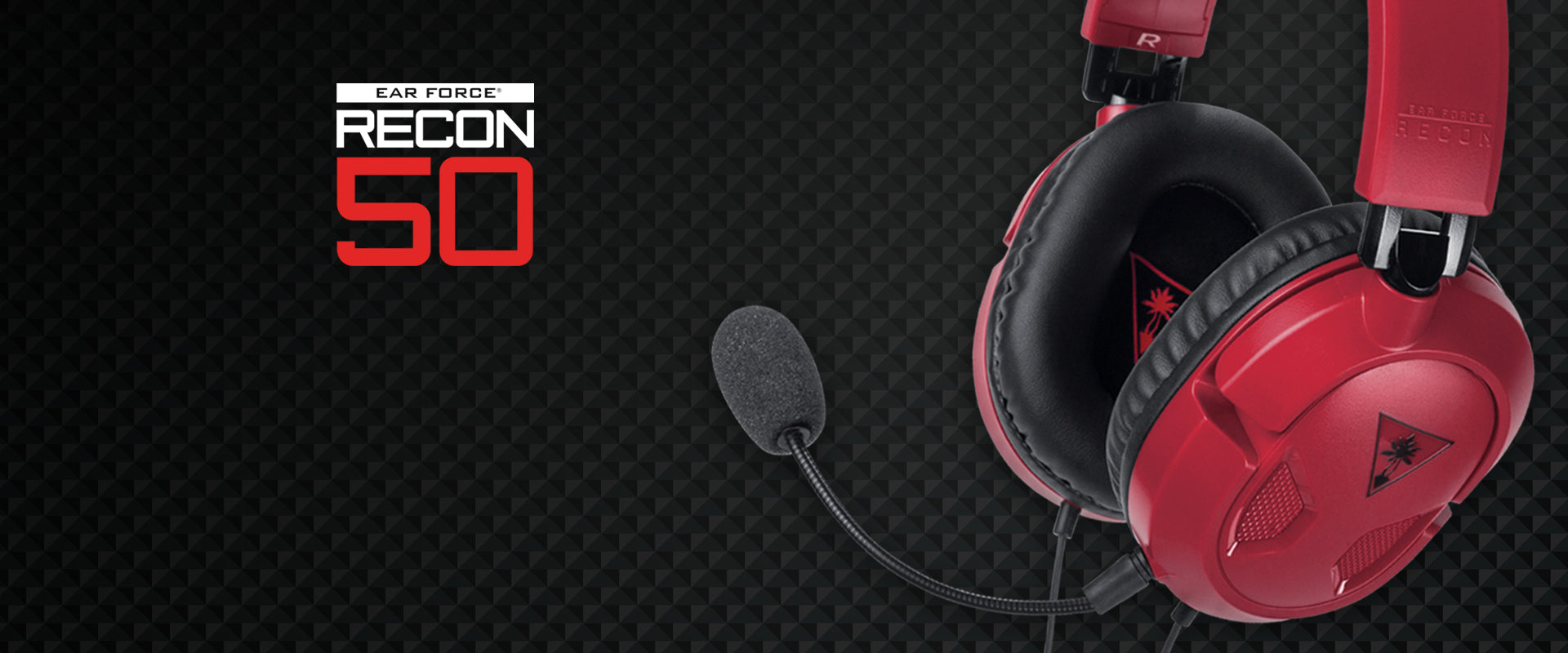 Recon 50 Red