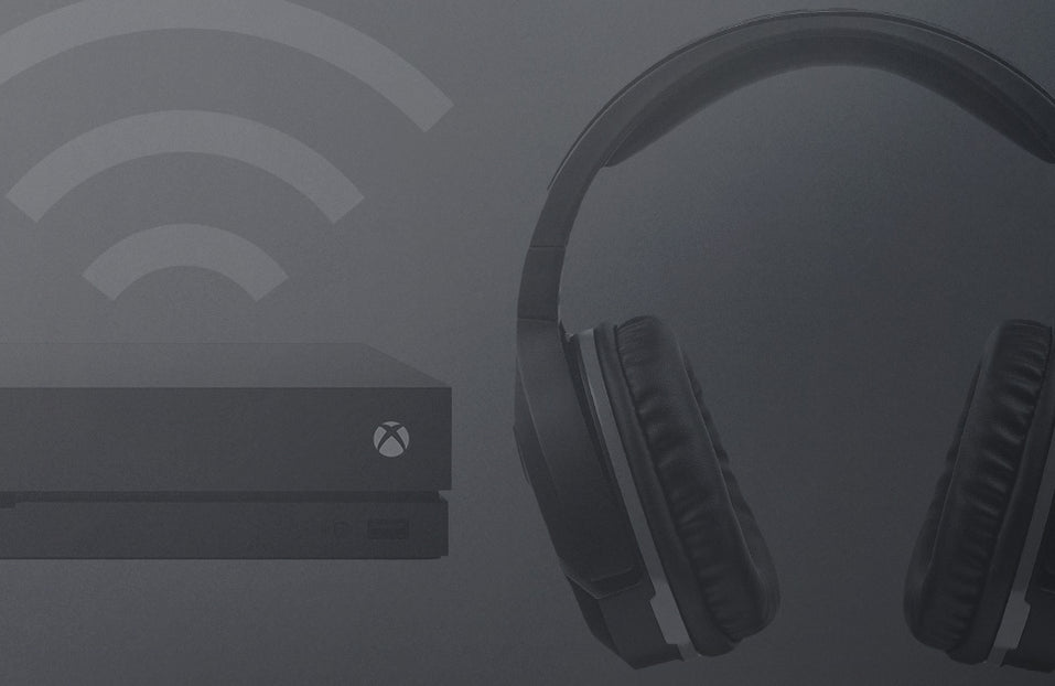 Turtle Beach product feature showcasing xboxWireless