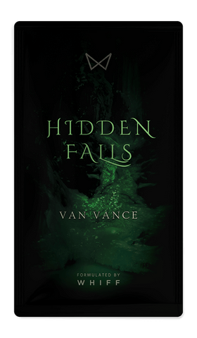 Hidden Falls 50 ml bottle