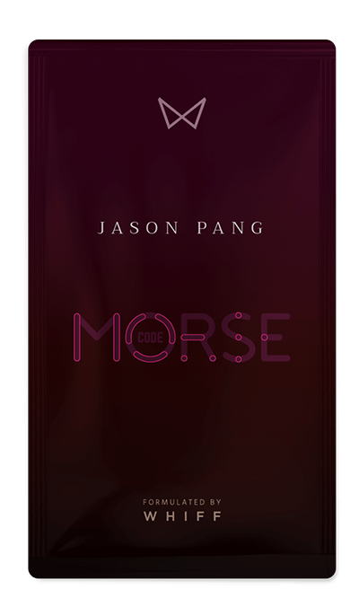 Morse Code 50 ml Bottle