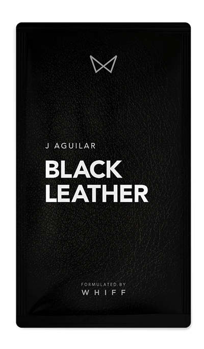Black Leather 50ml Bottle