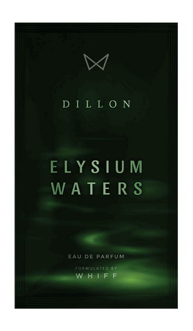 Elysium Waters 50ml Bottle