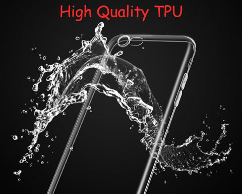 Image of > Clear Silicon Soft TPU Case For 7 7Plus 8 8Plus X XS MAX XR Transparent Phone Case For iPhone 5 5s SE 6 6s 6Plus 6sPlus