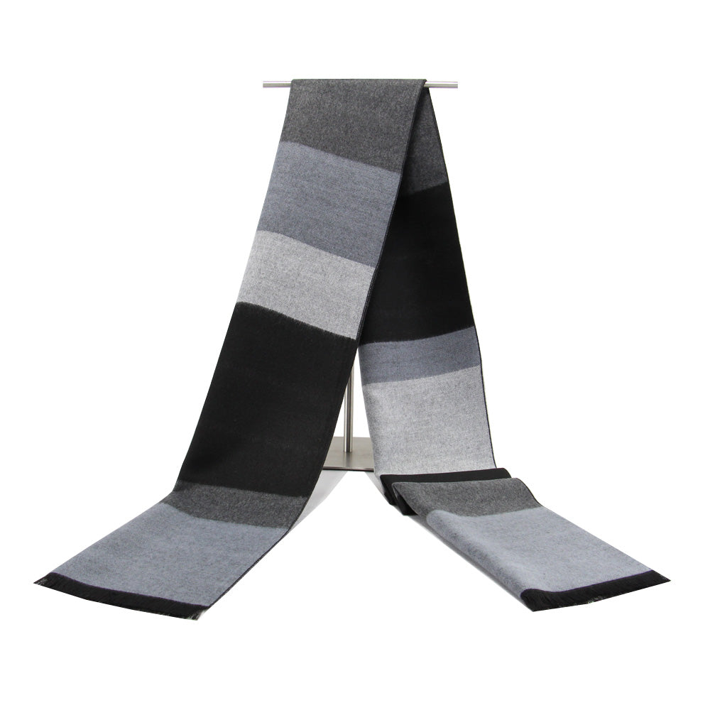 Newest fashion design casual scarves winter Men's cashmere Scarf luxury Brand High Quality Warm Neckercheif Modal Scarves men