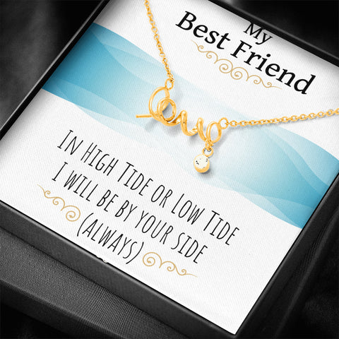 Image of Best Friend scripted love
